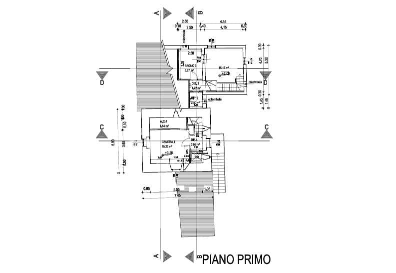 Piano Primo - Prima Torre